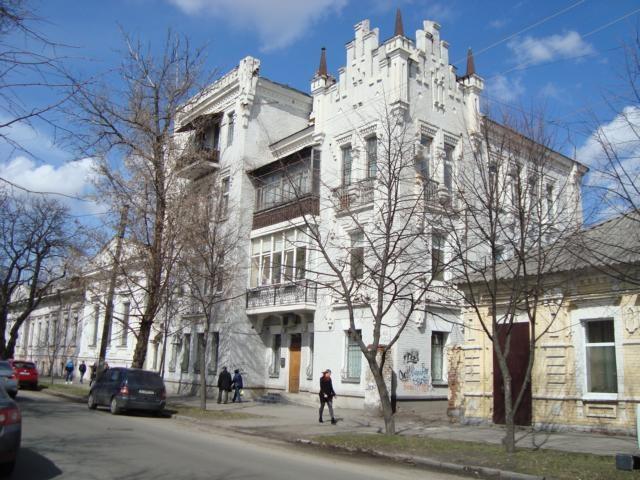 Дом №40 по улице Пушкина